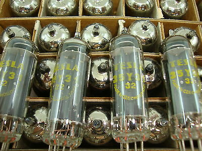 35Y31 Tube. Similar To 35W4 Tube = Hy90 Tube. Tesla Brand. Nos Tube. 1 Pc. Rc8.