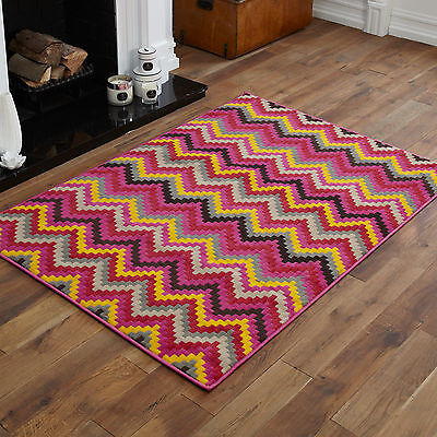 New Modern Medium Large Extra Large Pink Yellow Brown Red Best Cost Rugs