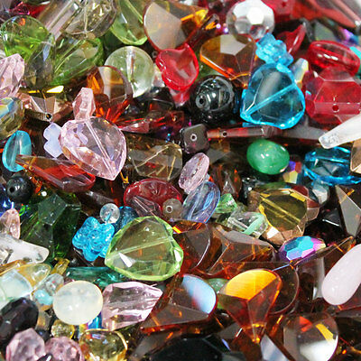 10 KG Mixed Glass Beads Sweepings Wholesale Clearance FREE Delivery