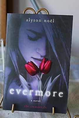 Evermore By Alyson Noel (The Immortals Series - Book