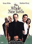 The Whole Nine Yards Dvd Like New Never Viewed Bruce Willis Matthew Perry