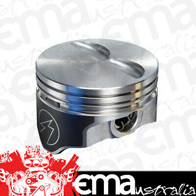 Speed Pro +.020 Flat Top Hypereutectic Pistons Sph860Cp 020 Suit Chev Sb V8