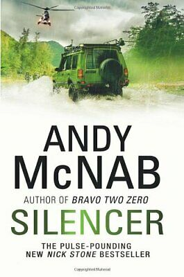 Silencer by McNab, Andy Book The Cheap Fast Free Post