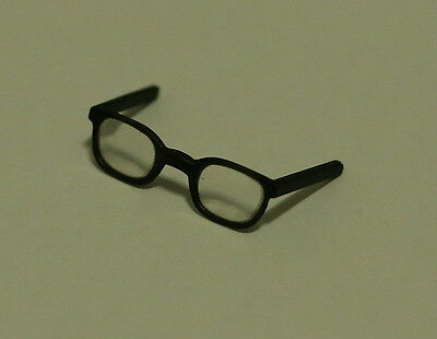 black glasses 2.0 only from Hot toys 1/6 clark kent Superman HOTTOYS