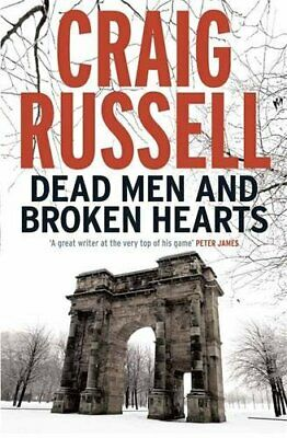 Dead Men and Broken Hearts: Lennox 4 by Russell, Craig Book The Cheap Fast Free