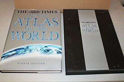 The Times Concise Atlas of the World Hardback Book The Cheap Fast Free Post
