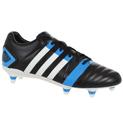 adidas Performance Mens FF80 Pro XTRX Soft Ground II Rugby Boots - Black