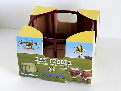 Hay Feeder by Little Buster Toys in 1/16 scale All Welded Steel Construction-New