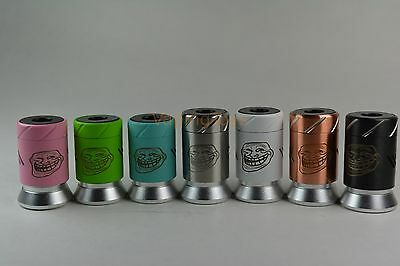 Authentic The Troll WOTOFO Rebuildable Dripping Atomizer RDA Black White Copper