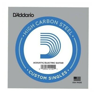 D'Addario PL024 single plain steel Electric / Acoustic Guitar string Gauge 24