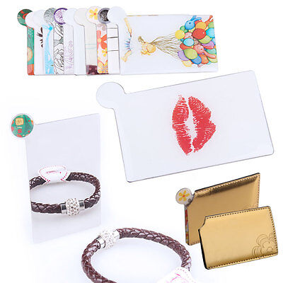 Easy Taking Pocket Compact Purse Makeup Cosmetic Mirror