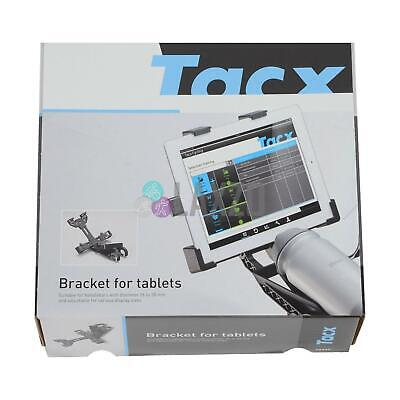Tacx Handlebar Bracket/mount Grey For I Pads And Tablets Compatible With 26-35Mm