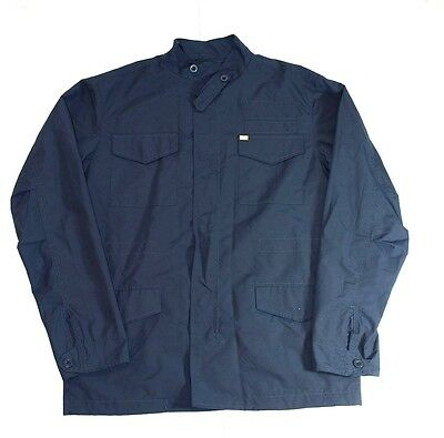 Fourstar Brian Anderson Signature Men's Nylon Jacket Navy Blue - Large CLEARANCE