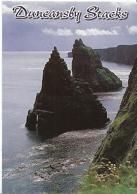 Scotland Postcard - Duncansby Stacks - Caithness   AB1608