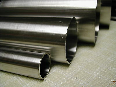 "1"" OD .035 Wall, x  24"" Length (SMLS) 316/316L Stainless, Round Tube"