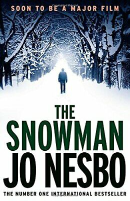 The Snowman: Harry Hole 7 by Nesbo, Jo Book The Cheap Fast Free Post