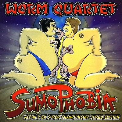 Worm Quartet - Sumophobia Alpha 2 Ex Super Championship Turbo Edi [New CD] Dupli