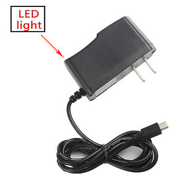 2A AC//DC Charger Power ADAPTER For Ematic eGlide 4 XL EGL25BL EGLXL102B Tablet