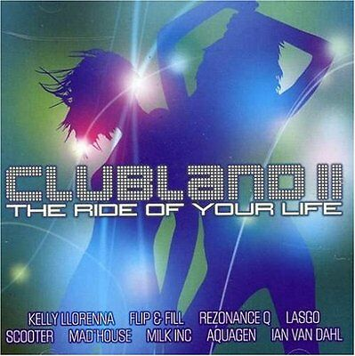 Clubland, Vol. 2 (The Ride of Your Life) (2 X CD ' Various Artists)
