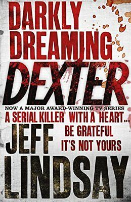 Darkly Dreaming Dexter, Lindsay, Jeff Paperback Book The Cheap Fast Free Post