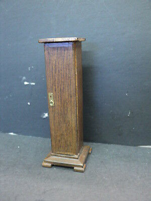 Dollhouse Bespaq Mission Style Stand/walnut/1:12 Scale