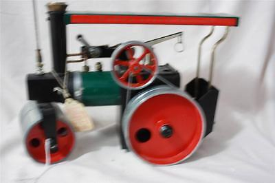 mamod live steam  ROLLER   with roof very nice  burner shuttle s/rod [k2656]