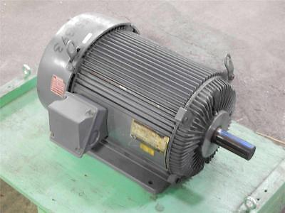 US ELECTRICAL MOTOR A930 Unimount 15-HP 3540-RPM 230/460V 254T Frame on