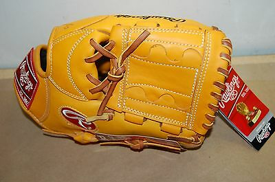 "Rawlings Gamer XP GOLD Glove Series GXPNP2 11.25 "" RHT Leather Baseball $120 NEW"