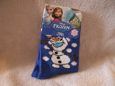 Disney's Frozen Olaf Socks