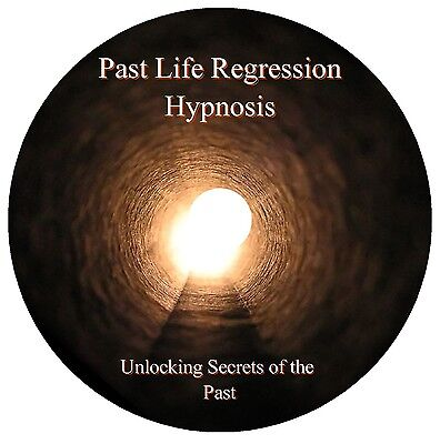 Past Life Regression Hypnosis Cd - Unlocking Secrets Of The Past