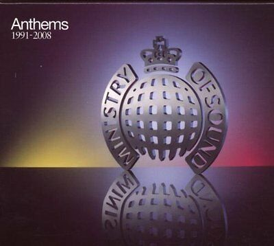 Ministry of Sound Anthems 1991-2008 (3 X CD ' Various Artists)