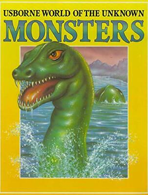Monsters (World of the Unknown) by Miller, Carey Paperback Book The Cheap Fast
