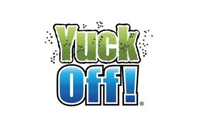 Live US trademark: YUCK OFF ®, the URL YuckOff.com and the logo are for sale.