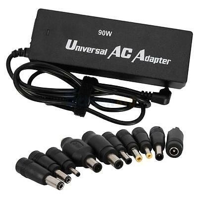 New 90W 10tip Laptop Notebook Universal AC Adapter Battery Charger Power Supply