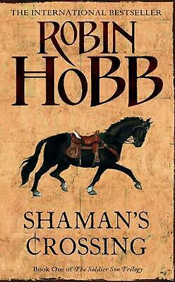Shaman's Crossing: Book One of The Soldier Son Trilogy by Robin Hobb (English) P