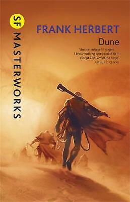 Dune by Frank Herbert Hardcover Book (English)