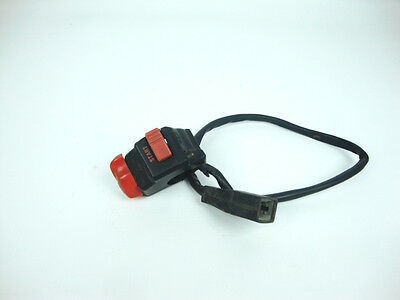 BLOCCHETTO ELETTRICO DX CAGIVA T4 350 E switch light Lenkerschalter r 500 devio