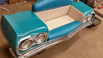 1964 Chevy Car Couch Man Cave Bar Diner Booth
