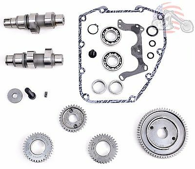 "Andrews 37G S&S Gear Drive Driven Cam Cams Installation Kit Harley 88 95"" Engine"