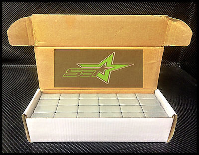 1 Box Of Wheel Weights | 1 Oz  | Stick-On Adhesive Tape | 144 X 1 Ounce Pieces