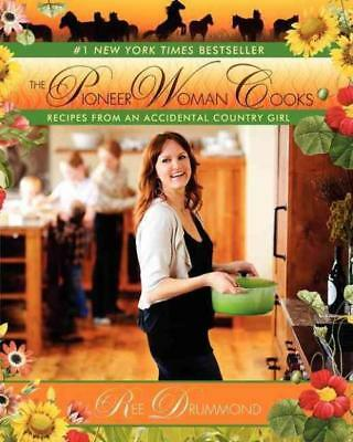 The Pioneer Woman Cooks [9780061658198] - Ree Drummond (Hardcover) New