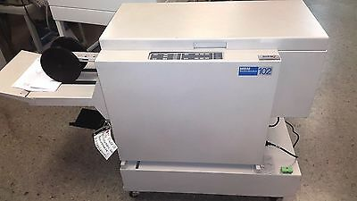 Bookletmaker MBM Plockmatic 102 Price Reduced!!!! ST0605-13