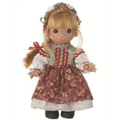 The Doll Maker Poland Baby Doll  Pelagia  9""
