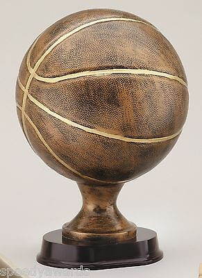 Large Basketball Trophy-  Engraved FREE - SPEEDY Shipping - March Madness