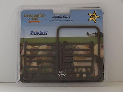 Little Buster Arena Gate