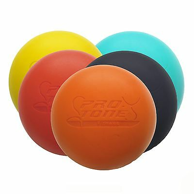 Pro-tone® Lacrosse Ball for Trigger-point massage / physiotherapy / muscle rehab