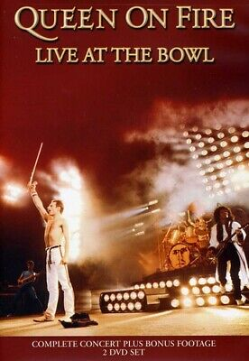 Queen - On Fire Live At The Bowl (2013, DVD NEW)