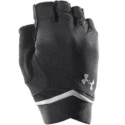 Under Armour 2015 Womens UA Flux Training Gloves Gym Fitness Training Workout