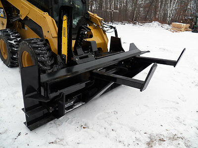 Firewood Processor Attachment - Bobcat, CAT, Deere & Other Skid Steers - NEW