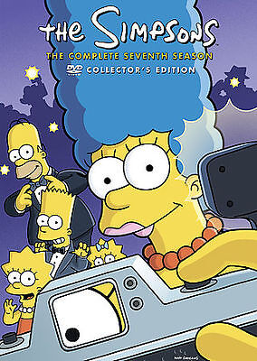 The Simpsons - The Complete Seventh Season by Harry Shearer, Nancy Cartwright